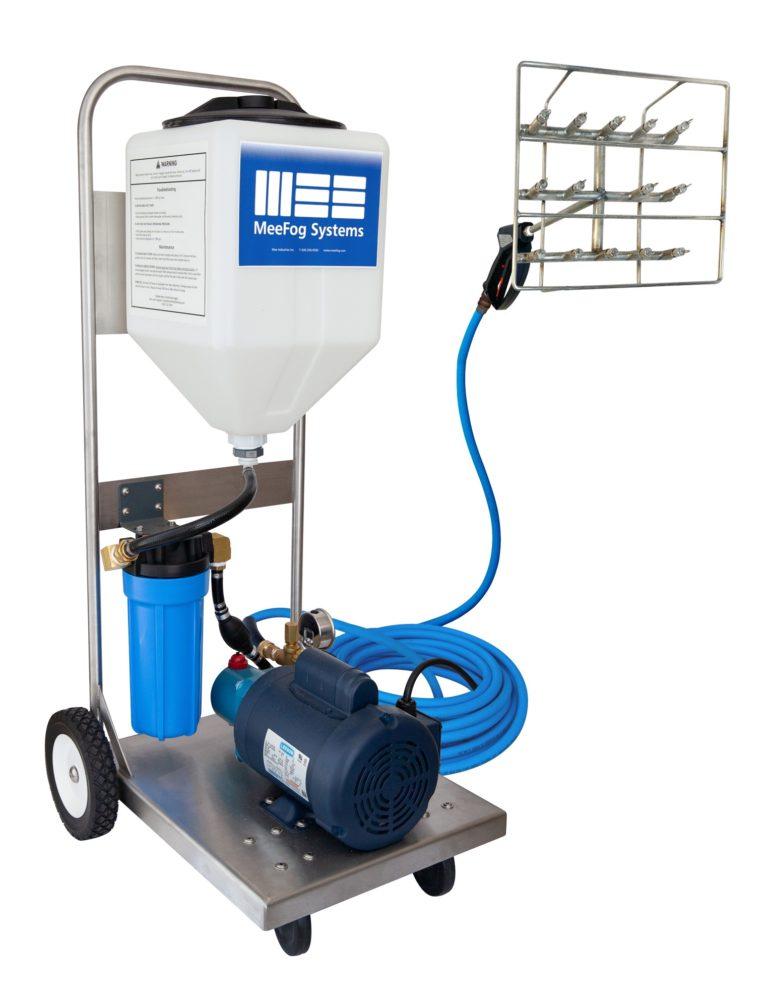 Mobile-Mee Solution Sprayer